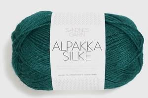 Bilde av Alpakka Silke 6765