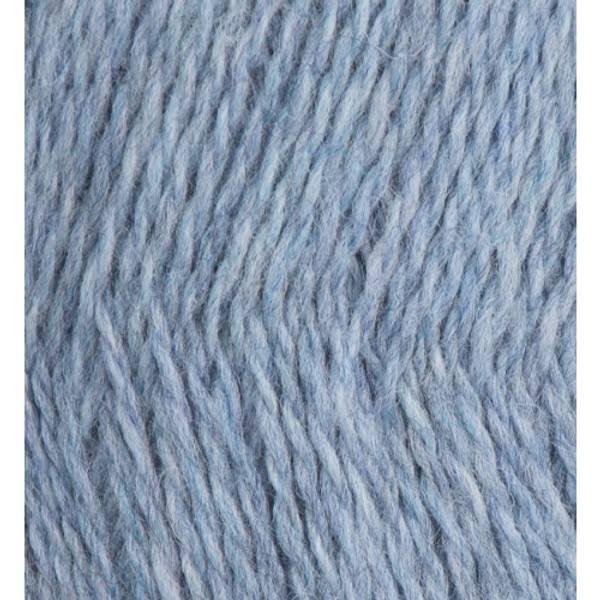 Eco Highland Wool Lyseblå C838