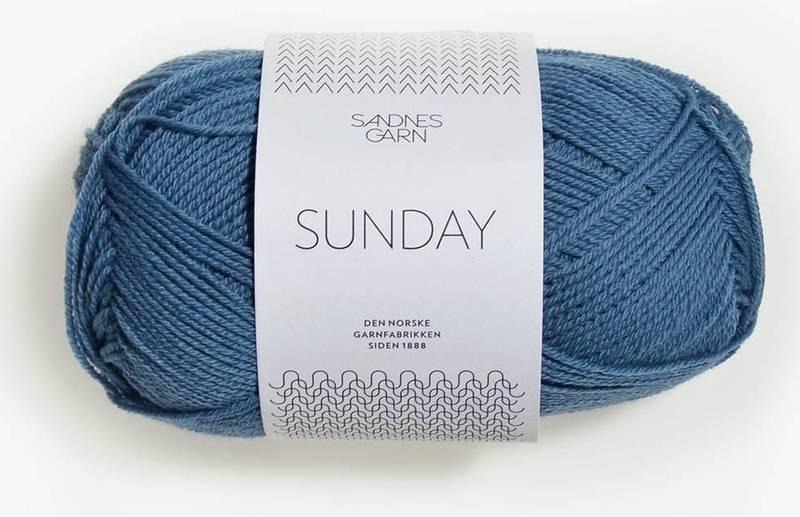 Sunday 6042 Mørk Himmelblå