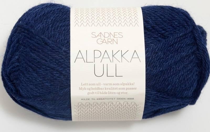 Alpakka Ull 5575