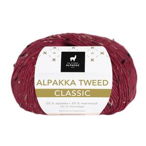 Bilde av Alpakka Tweed Classic 116 Dyp
