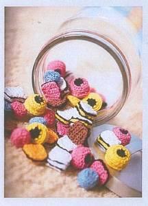 Bilde av Amigurumi engelsk konfekt